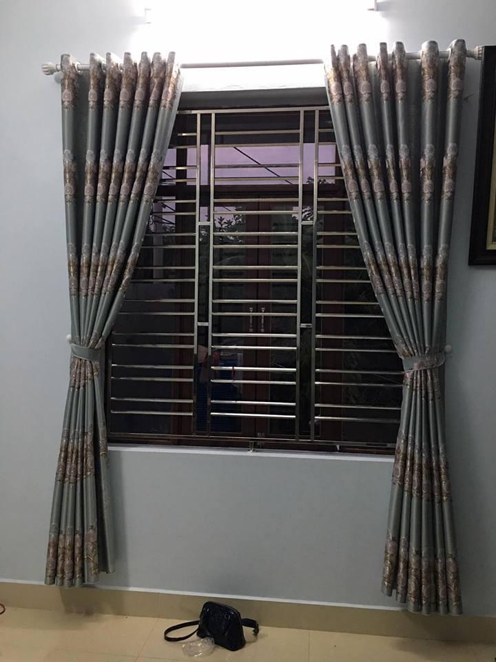 Màn cửa ngấm chống nắng cao cấp tại Đà Nắng