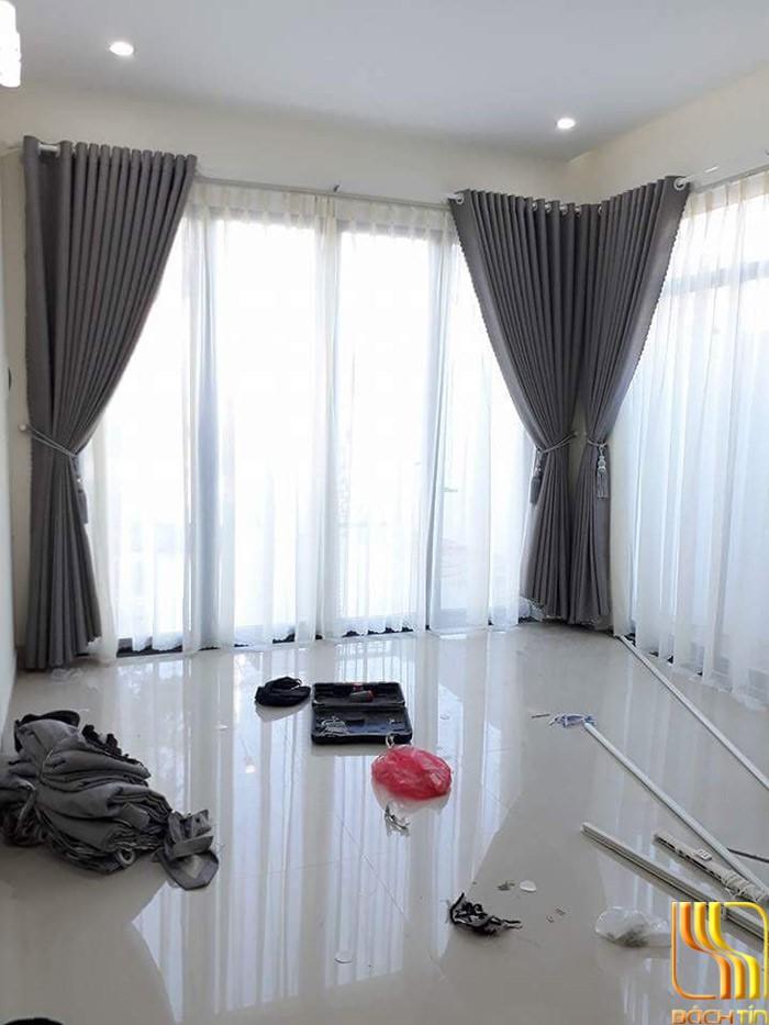 Mành rèm homestay chống nắng ở Đà Nẵng