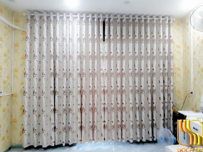 mẫu rèm vải đẹp cho trung cư tại Đà Nẵng