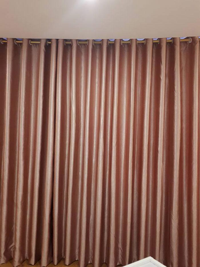 Rèm chống nắng màu da cho khách sạn tại Đà Nẵng