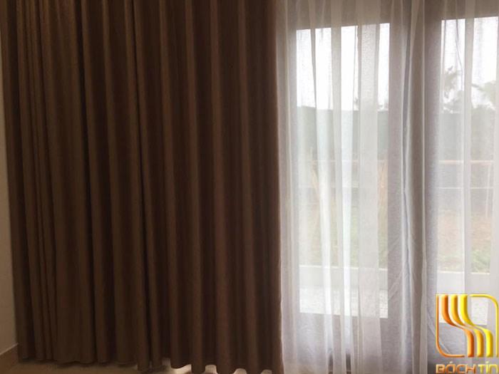 Rèm màn hai lớp chống nắng cho khách sạn tại Đà Nẵng