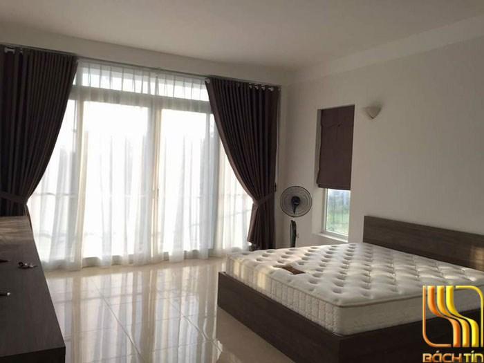 rèm vải gấm dày chống nắng cho khách sạn ở Đà Nẵng