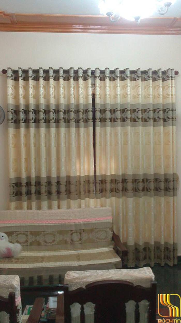 rèm vải giá rẻ cho nhà cấp 4 ở Đà Nẵng
