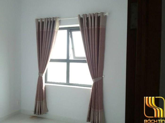 rèm vải có chân ngang giá rẻ cho cửa sổ ở Đà Nẵng