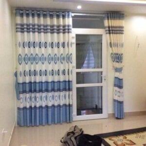 Rèm vải 1 lớp Đà Nẵng