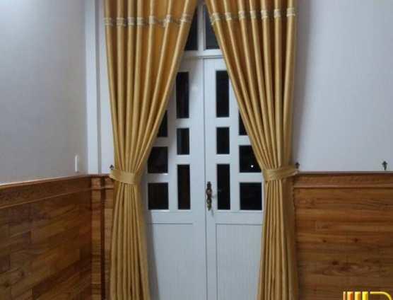 Màn cửa trơn màu bố cách nhiệt tốt tại Đà Nẵng