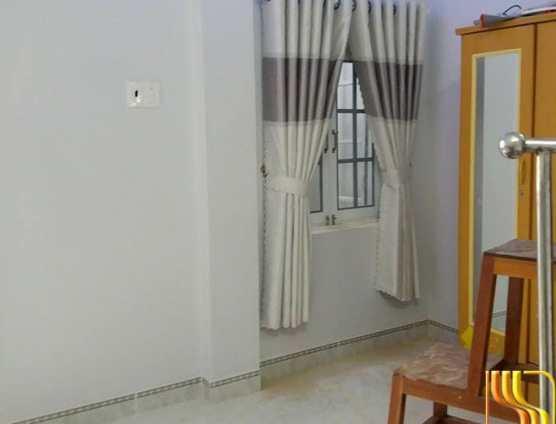 Màn cửa vải gấm màu nghi giá trẻ dễ phối màu tại Đà Nẵng