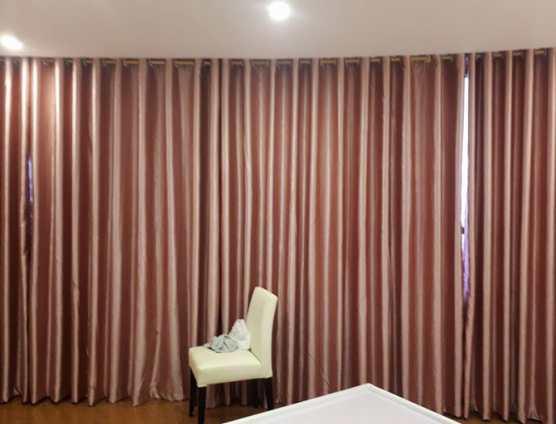 Rèm chống nắng màu đà cho khách sạn tại Đà Nẵng
