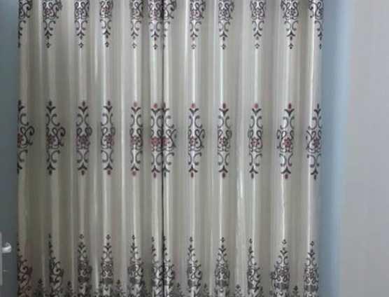 rèm cửa sổ hai da in hoa giá rẻ ở Đà Nẵng