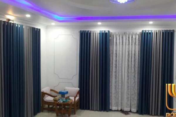 Chuyên thi công tư vẫn và lắp đặt rèm vải tại ĐÀ Nẵng