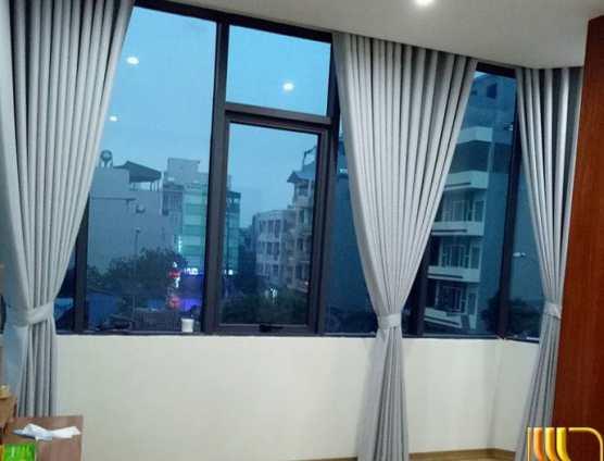 Rèm vải cách nhiệt cho phòng ngủ tại Đà Nẵng