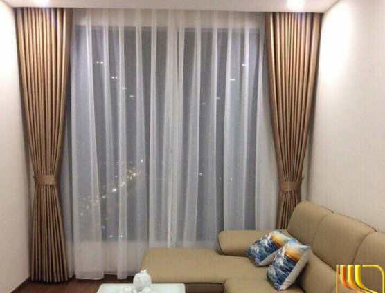 Vải rèm chống nắng cho căn hộ tại Đà Nẵng